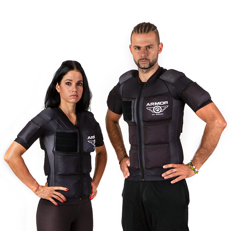 ARMOR - weighted rashguard